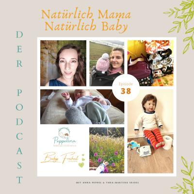 Episode 38 - Annas Tipps fürs 1 Schwangerschaftstrimester